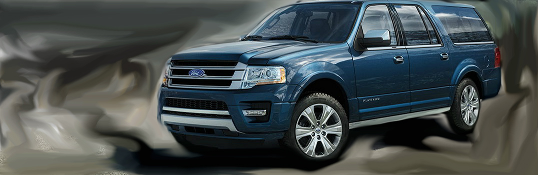 Ford is Working on an Aluminum-Bodied Expedition