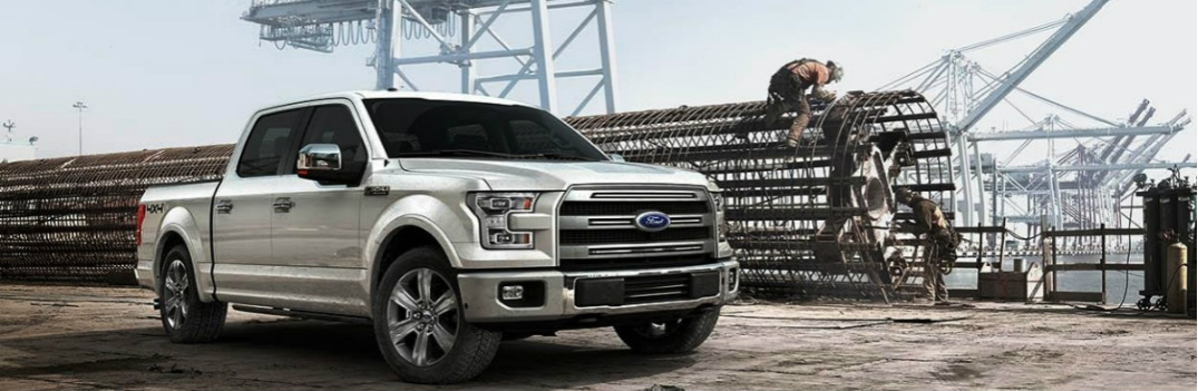 Powertrain Choices on the 2016 Ford F-150