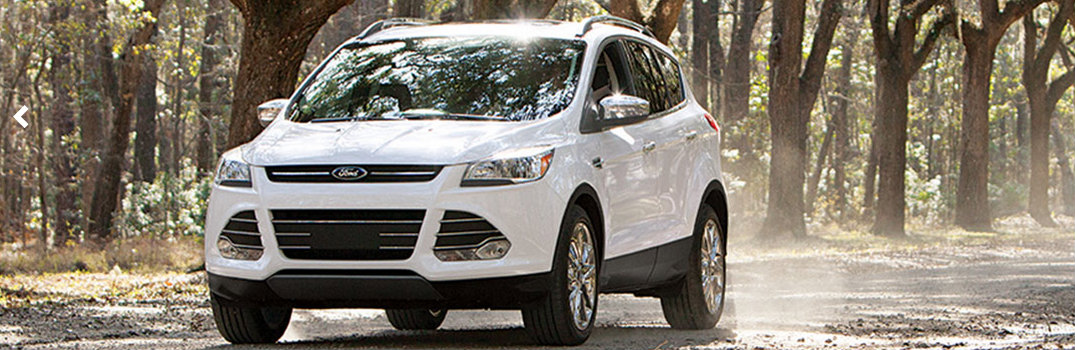 What are the Powertrain Choices on the 2016 Ford Escape?