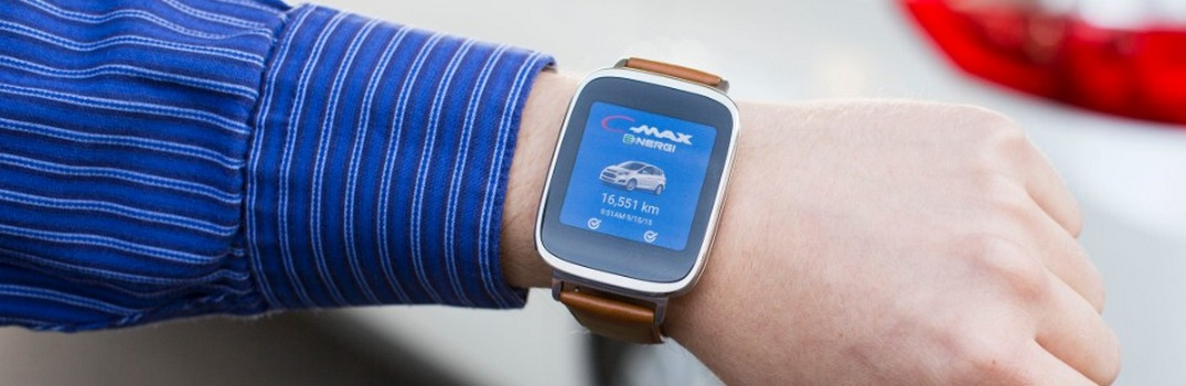 How the new MyFord Smartwatch App Benefits Drivers