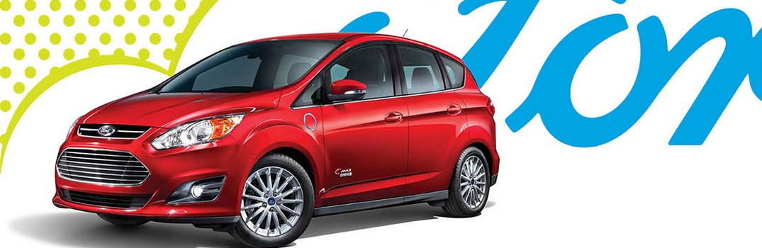 Color Choices on the new 2016 Ford C-Max