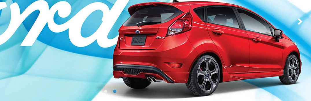 Features That Come on the new 2016 Ford Fiesta ST