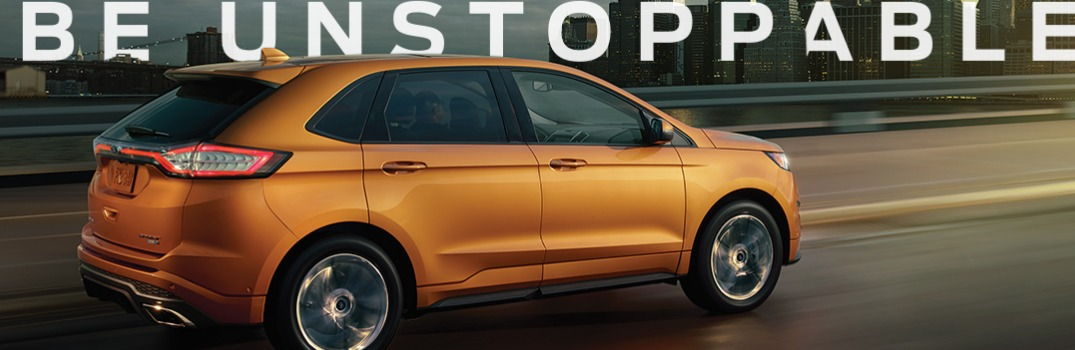 What are the Engine Options on the 2016 Ford Edge?