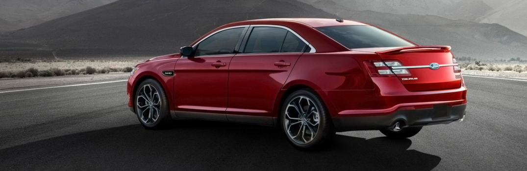 What are the Engine Specifications on the 2016 Ford Taurus?