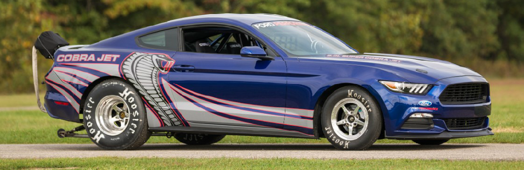 2016 Ford Mustang Cobra Jet Performance Specs