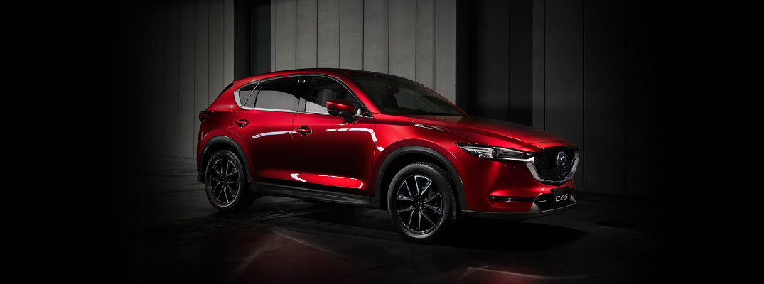 What does the 2017 Mazda CX-5 look like?