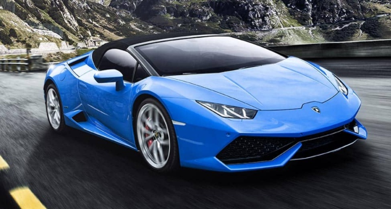 Luxury Cars With Awd