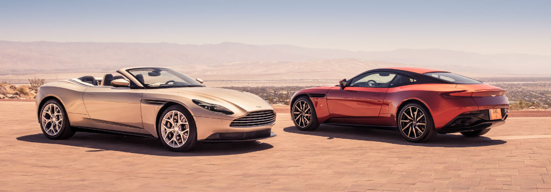 Aston Martin DB Design Specs And Features - Aston martin specs