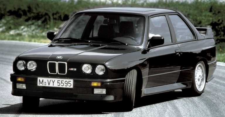 What Does M Mean In A Bmw Model Name