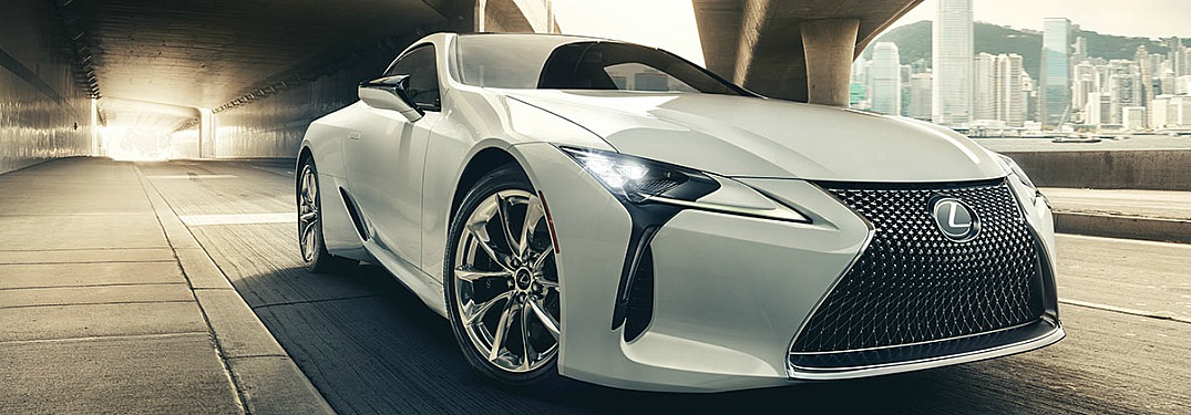 What are the Lexus naming conventions?