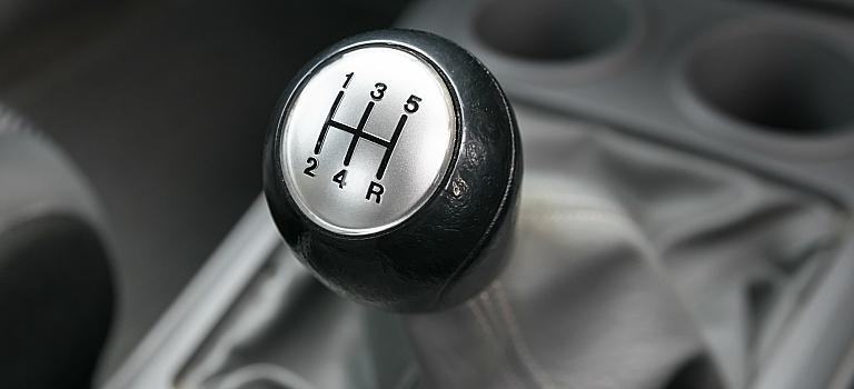 manual transmission lever