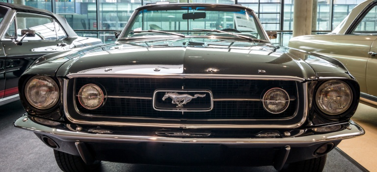 August Car Shows Near Chicago - Friendly ford roselle car show