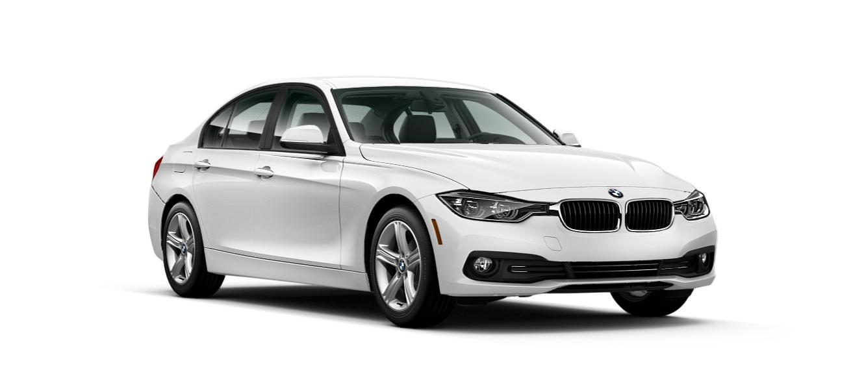 2019 BMW 5-Series white side view