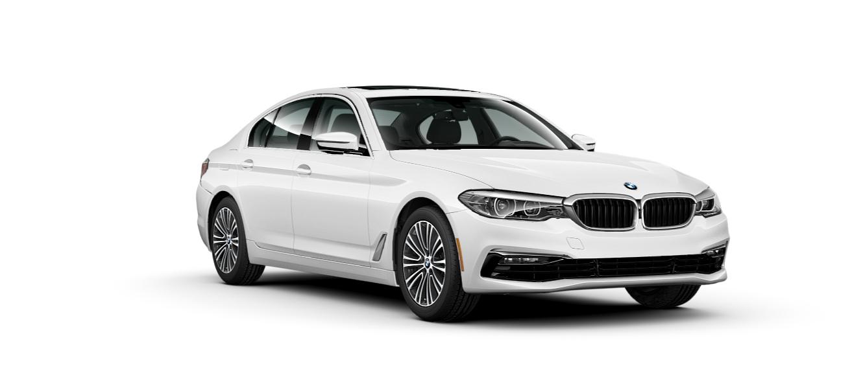 2019 BMW 3-Series white side view