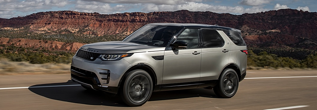 What is the difference between Land Rover models?