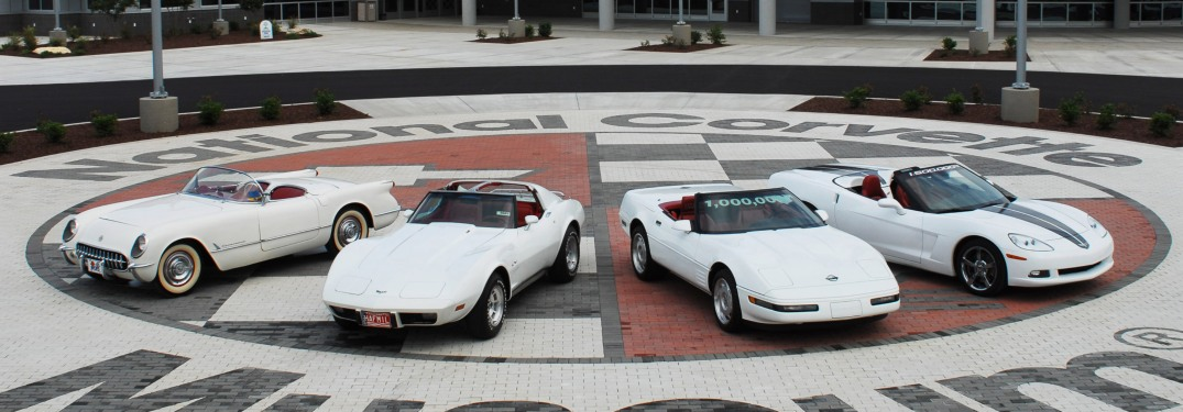 How many generations of Corvette have there been?