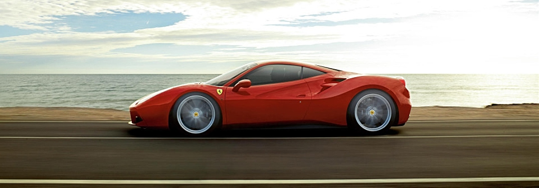 What Ferrari models are there?