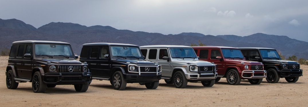 Is there a difference between the Mercedes-Benz G-Class and G-Wagen?