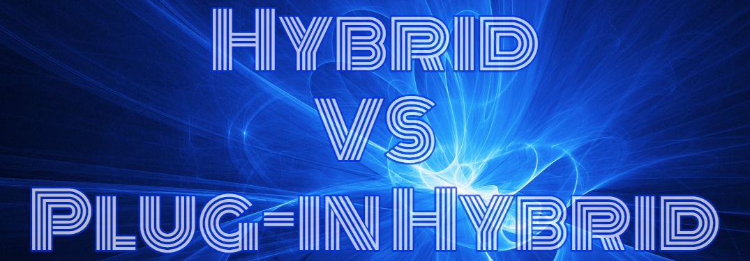 Can you plug in all hybrid cars?