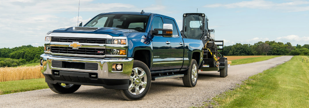 how much can the 2018 chevy silverado 2500 tow. Black Bedroom Furniture Sets. Home Design Ideas