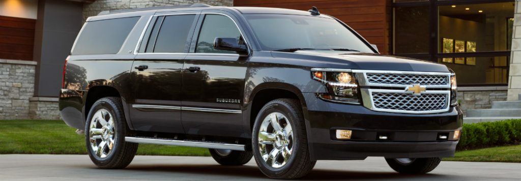 How Much Can Fit In The 2018 Chevrolet Suburban