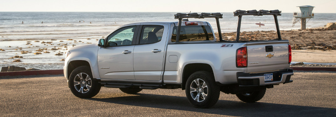 Does The 2018 Chevrolet Colorado Come With A V8 Engine Goodman