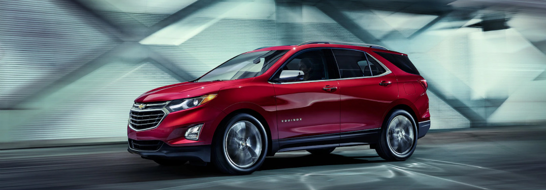 Get the 2019 Chevy Equinox in Glasgow at Goodman Automotive!