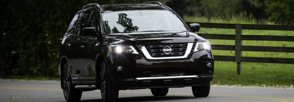 how much can the 2019 nissan pathfinder tow. Black Bedroom Furniture Sets. Home Design Ideas