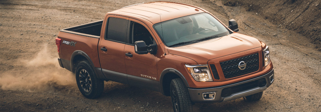 What's New on the 2019 Nissan Titan?