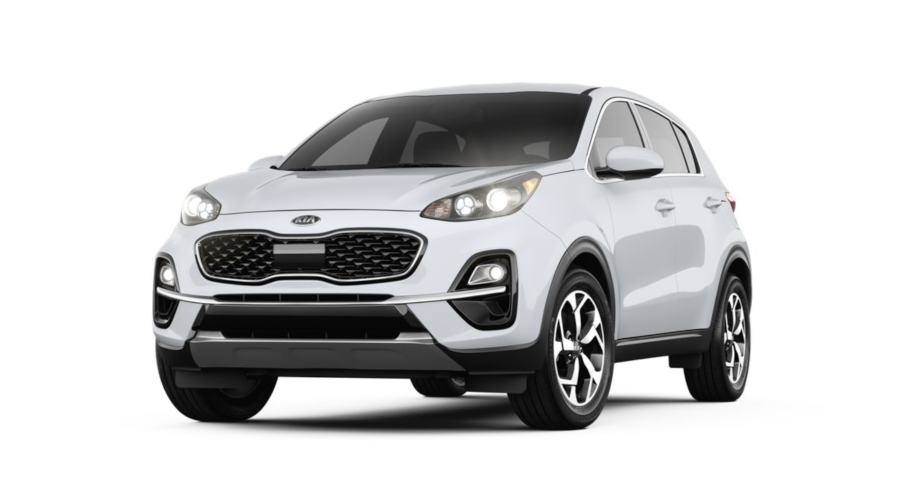 Color Options For The 2020 Kia Sportage