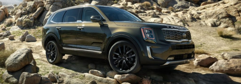 Does the 2020 Kia Telluride Come Standard with All-Wheel ...