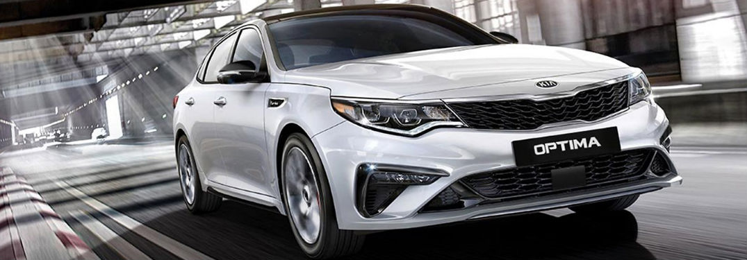 Multiple engine options available in the new 2020 Kia Optima sedan