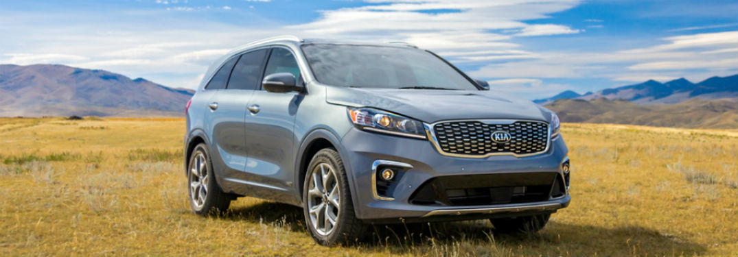 What Are the 2020 Kia Sorento Driver Assist Technology Features?