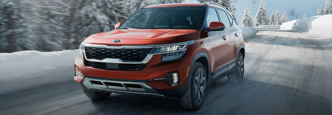 What Driver Assist Technology Features Does the 2021 Kia Seltos Have?