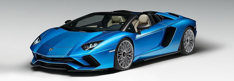 Lamborghini Austin
