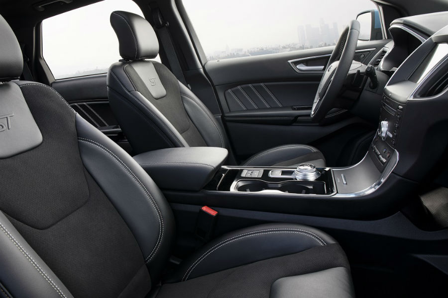 2019 ford edge st specs and titanium features james. Black Bedroom Furniture Sets. Home Design Ideas
