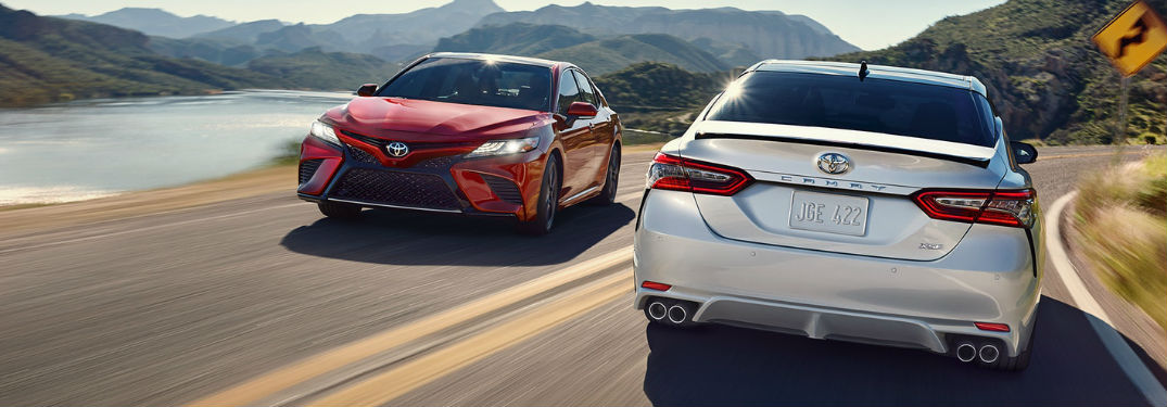 2018-Toyota-Camry-Safety-Rating