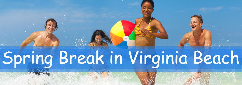 Spring Break in Virginia Beach, VA