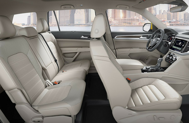 2018 Volkswagen Atlas seat view