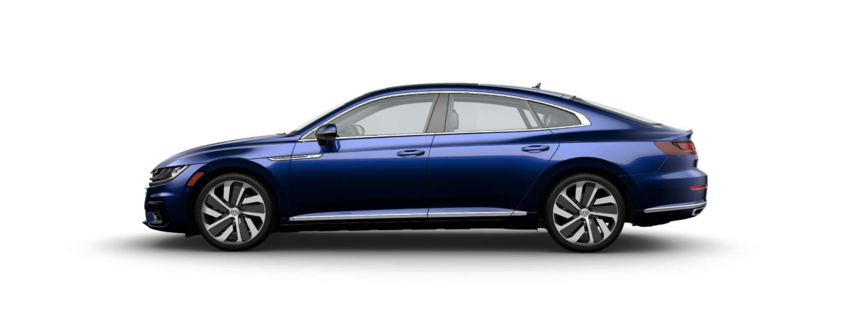 2019 Volkswagen Arteon in Atlantic Blue