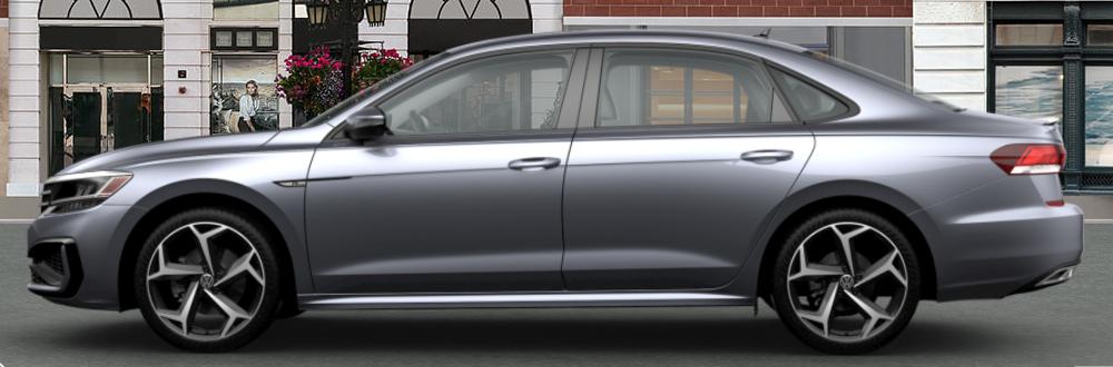 2020 Volkswagen Passat in Platinum Gray