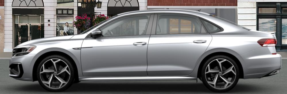 2020 Volkswagen Passat in Reflex Silver