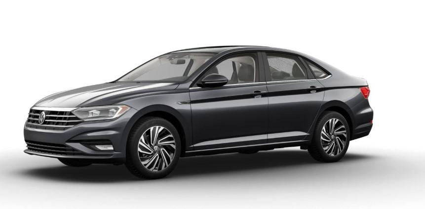 2020 Volkswagen Jetta Platinum Gray Metallic