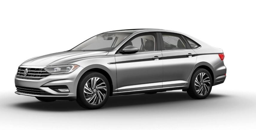 2020 Volkswagen Jetta Pyrite Silver Metallic