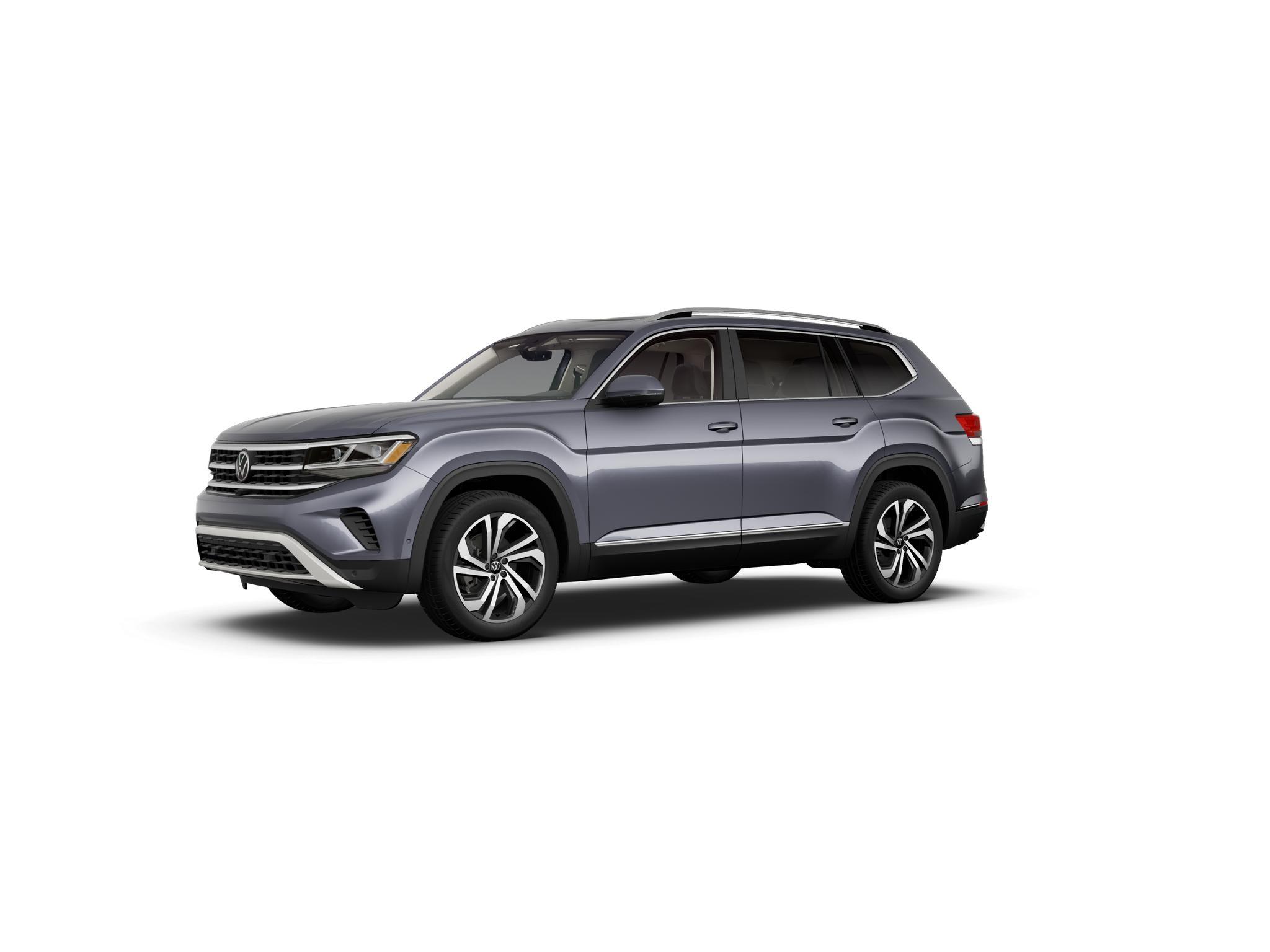 2021 Volkswagen Atlas Platinum Gray