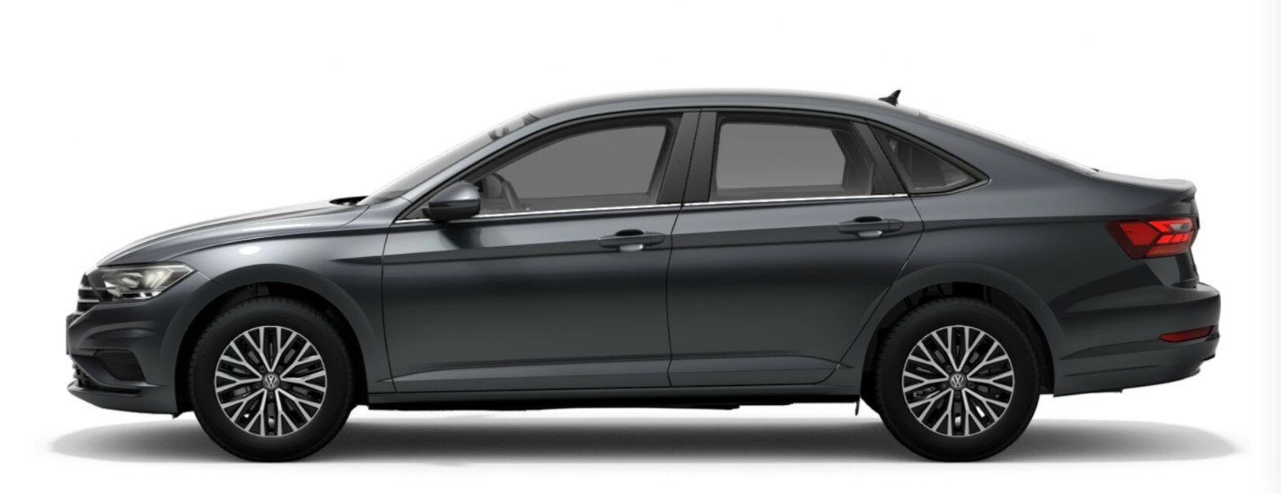 2021 Volkswagen Jetta Platinum Gray Metallic