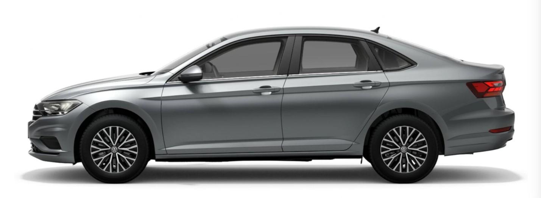 2021 Volkswagen Jetta Pyrite Silver Metallic
