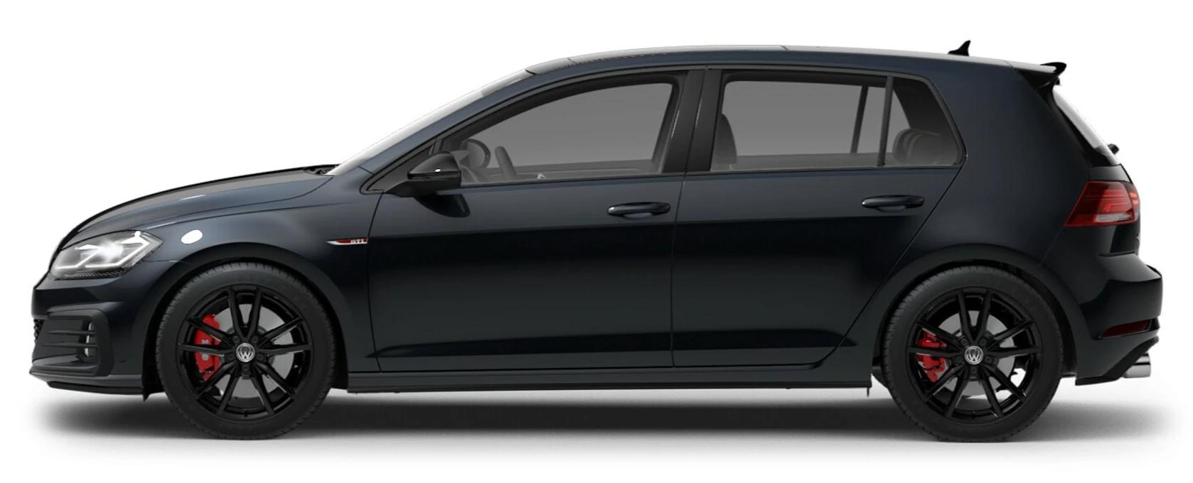 2021 Volkswagen Golf GTI Dark Iron Blue