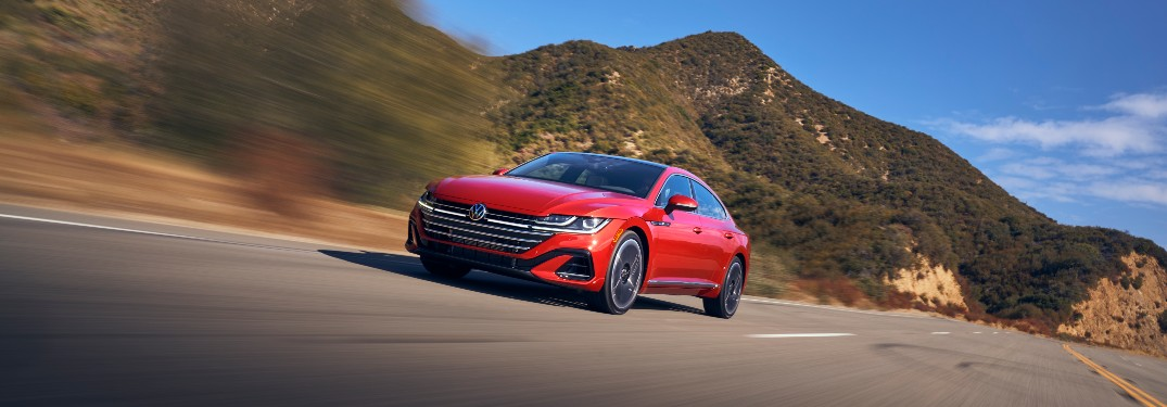 What kind of Sound System is in the 2021 Volkswagen Arteon?