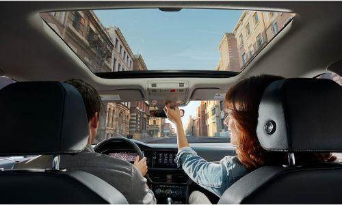 2021 Volkswagen Jetta panoramic sunroof